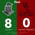 Women's Varsity Soccer beats Lutheran High School Westland 8 – 0