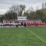 Girls Varsity Soccer ties Lutheran High School Northwest 2 – 2