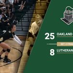 Lancer Volleyball Defeats Lutheran Westland 3 – 0