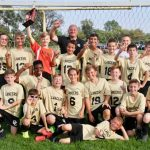 8th-Grade Volleyball and Middle School Soccer Win Lutheran Northwest Tournament!