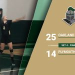 Lancer Volleyball Defeats Plymouth Christian 3 – 1