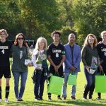 Gottschalk, Muñoz, and Tison Honored on Senior Night