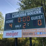 Varsity Soccer Advances to District Semifinals