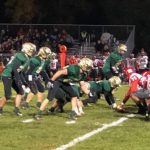 Lancer Football Defeats Clarenceville 49-14