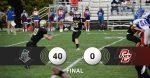 Lancer Football Defeats Parkway Christian 40-0