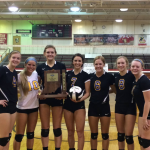 Volleyball Sectional Champions