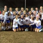 Lady Knights Shock the State