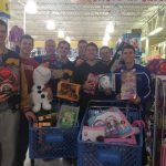 Castle Basketball Christmas Shopping