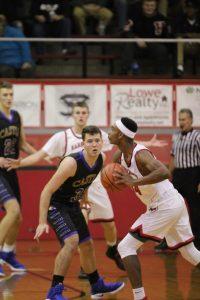 Boys Basketball vs. Harrison (Photos courtesy of Rick Kozlecar)