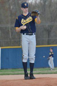 Castle Varsity Baseball vs. North (Photos courtesy of Guy Wilson)