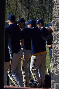 JV Baseball vs. Heritage Hills (Photos courtesy of Guy Wilson)
