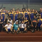 Castle High School Boys Varsity Track finishes 1st place