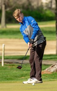 2018 Boys Golf vs. Harrison/Reitz – Photos courtesy of Tom Barrows (Warrick Co. Standard)