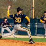 2018 Boys JV Baseball vs. Reitz - Photos courtesy of Tom Barrows (Warrick Co. Standard)