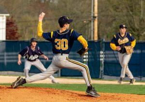 2018 Boys JV Baseball vs. Reitz – Photos courtesy of Tom Barrows (Warrick Co. Standard)