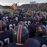 Belton-Honea Path High School Varsity Football beat Laurens 21-15