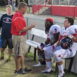 Belton-Honea Path High School Varsity Football beat Wren* 49-21