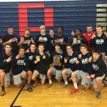Belton-Honea Path High School Boys Varsity Wrestling finishes 1st place