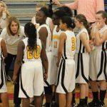 Belton-Honea Path Girls Middle School Basketball Belton beat Starr/Iva 21-19