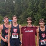 Cross Country - Due West Invitational