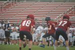 Chapman and Woodmont Scrimmage 9/12