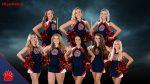2020 Senior Cheerleaders