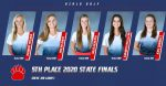 Results Golf State Finals