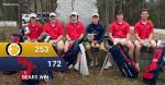 Boys Varsity Golf beats Crescent 172 – 253