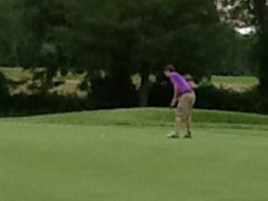 Boys Golf Nick Emmert