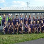 MS XC Teams compete @ Highland Hills