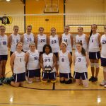MS Volleyball splits with Clarksville