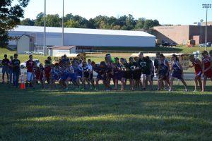 East Washington XC Invitational Girls Race 9-23-13