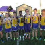 Boys Cross Country Wins Paoli Invitational