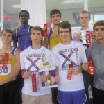 Boys Cross Country Earns 2nd Place at Eastern Invitational