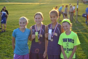 Girls MSC XC Meet