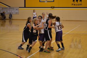5th Grade Girls BB Henryville