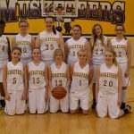7th Grade Girls Basketball Season Opener