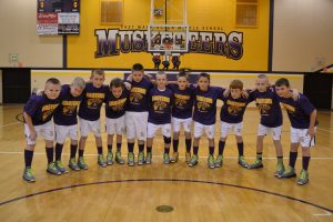 5th Grade Boys Basketball 12-16-13