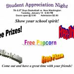 Student Appreciation Night Video