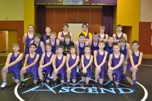 Musketeer Wrestling