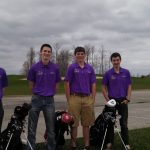 Boys High School Golf Team