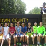 Boys Cross Country Runners Attend Annual Running Camp