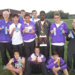 Boys Cross Country Finishes in 1st place at Eastern Invitational