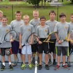 Middle School Boys Tennis