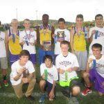 Boys Cross Country Finishes 1st Place at Paoli Invitational