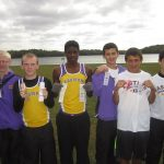 Boys Cross Country Finishes 3rd Place In Mid Southern Conference Meet