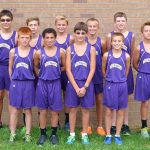 Musketeer Boys X Country Team finish Strong