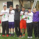 Boys Cross Country Team Advances to Brown County Semi State