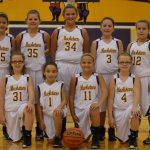 5th Grade Lady Musketeers dominate Brownstown