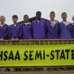 Boys Cross Country Season Ends at Brown County Semi State